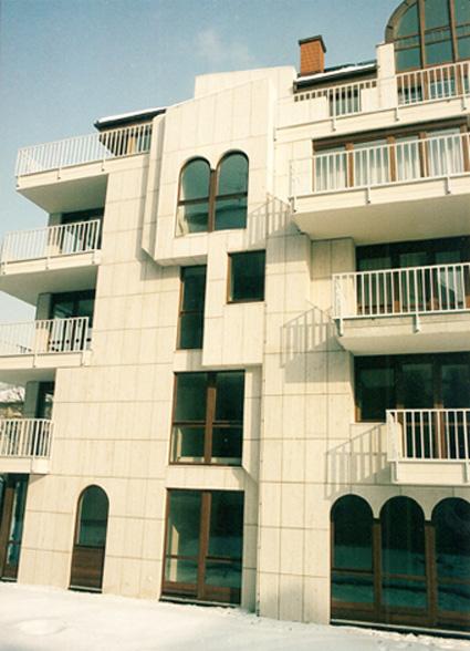 Mehrfamilienhaus, City Ost Wiesbaden