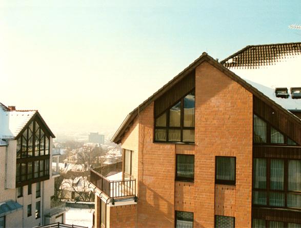Mehrfamilienhäuser, City Ost Wiesbaden